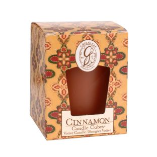 Boxed Votives Cinnamon